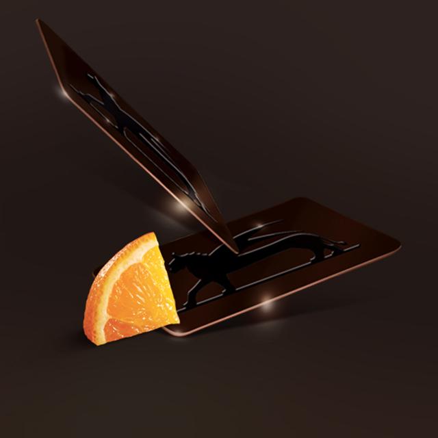 Sfoglia Perugina con arancia