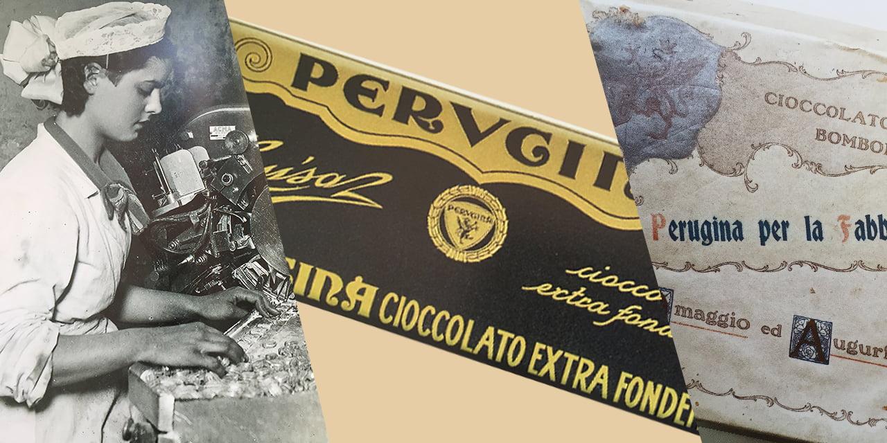 Luisa Spagnoli inventò la ricetta del cioccolato Fondente Perugina. 9a84a8ca885