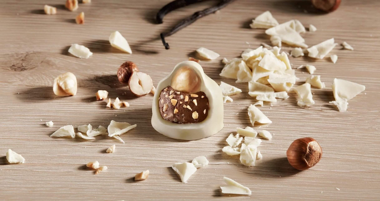 Nel 2011 nasce Baci® Perugina® Bianco