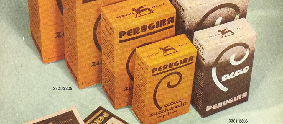 Nel 1917 nasce il Cacao Perugina®, da sempre garanzia di qualità nelle creazioni di tutti i giorni