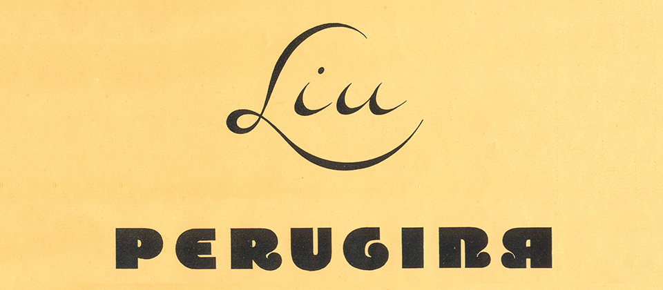 Nel 1939 nasce Liù Perugina®, un cioccolatino unico ispirato al nome di Luisa Spagnoli