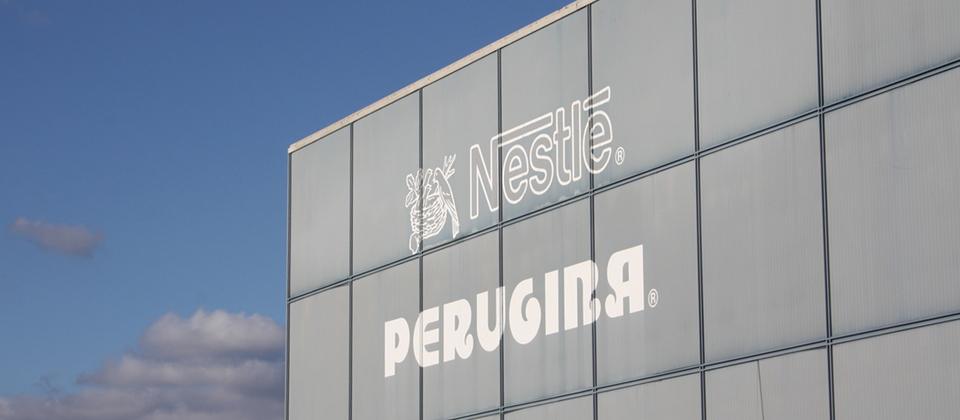 Nel 1988 Nestlé acquisisce Perugina®