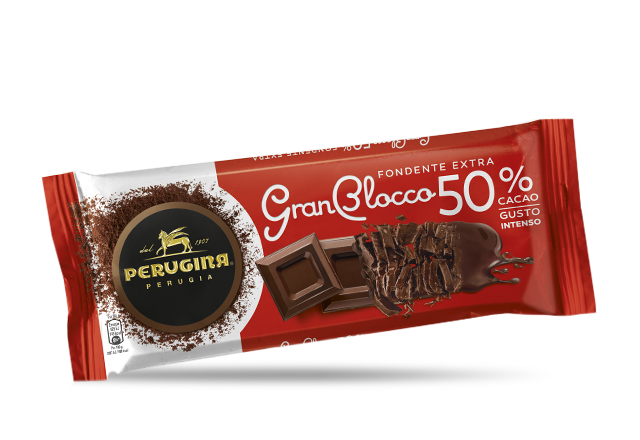 GranBlocco Fondente Extra 50% 150g - Prodotti - Perugina.com a5719e6252da