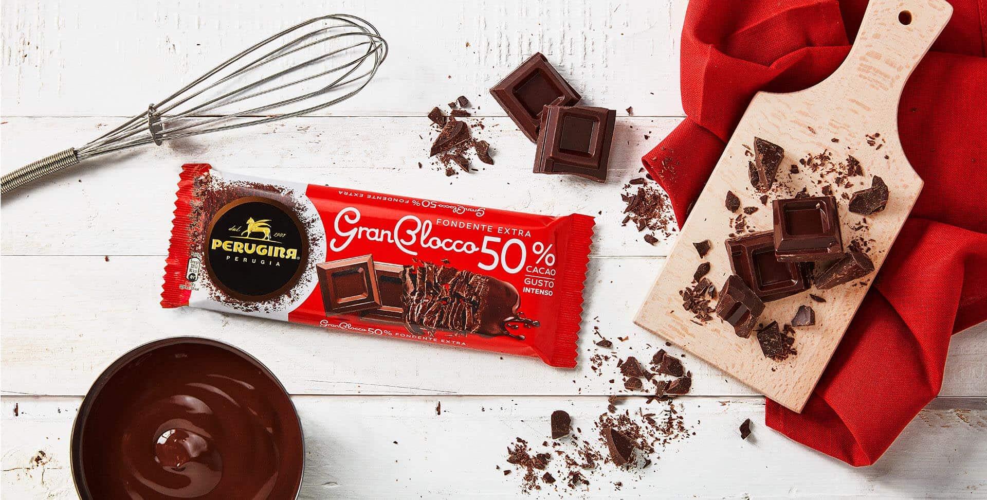GranBlocco Fondente Extra 50% 500g - Prodotti - Perugina.com 6e3f045d7a04