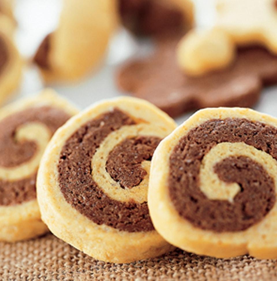Ricetta Biscotti Semplici.Biscotti Friabili Al Cacao