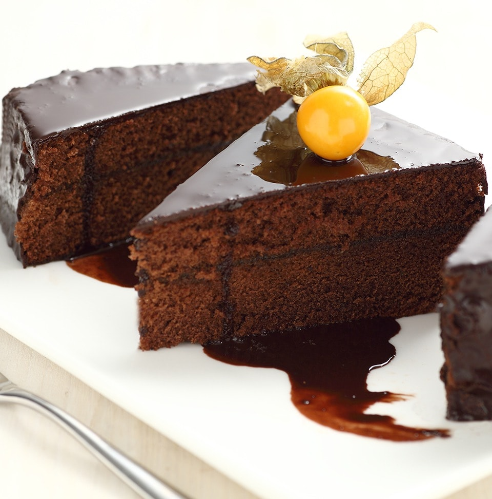 Ricetta Glassa Al Cacao Per Torte E Dessert Ricette Peruginacom