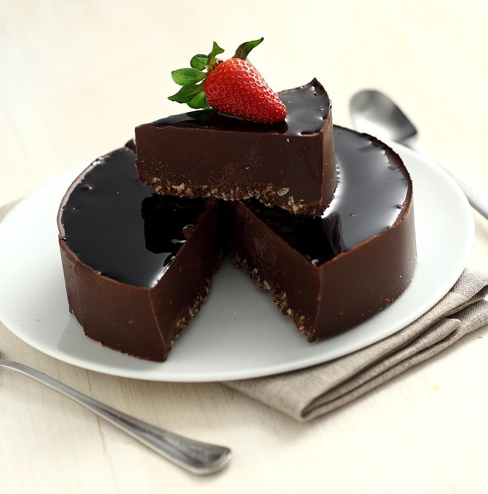 Super Ricetta Torta Facile al Cioccolato e Biscotti - Ricette - Perugina.com HO28